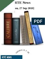 RTE News - Calibre
