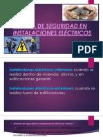 Sistema de Seguridad en Instalaciones Eléctricos