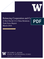 Sino-US Relations in 2015-2016