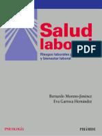 Salud laboral_ Riesgos laborales psicosociales y bienestar laboral - Bernardo Moreno Jiménez.pdf