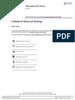 seixas A Model of Historical Thinking.pdf