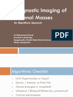 Adrenal Masses - Imaging Diagnosis