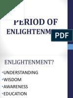 Period of Enlightenment