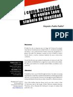 Alejandra Padilla - Fútbol como necesidad- El equipo de León, símbolo de identidad