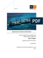 Final safety investigation report (Transport Malta)