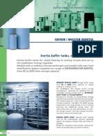 Tank Data sheet