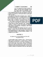 Stromates V  (à propos des symboles)