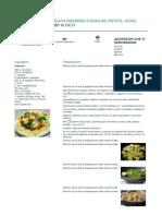 Insalata Nizzarda Fagiolini Patate Uova - Immagine Principale - Consigli - Immagini Della Fase Di Preparazione - 2010-06-15