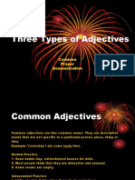 Adjective PP