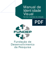 Manual de Aplicacao Da Marca FUNDEP