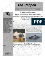 March 2004 Redpoll Newsletter Arctic Audubon Society