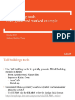 Tall Building Guide using ETabs