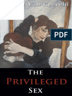 Martin Van Creveld - The Privileged Sex (2013, CreateSpace Independent Publishing Platform)