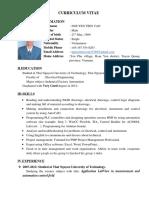 Avandetq CV 5-2018 Eng