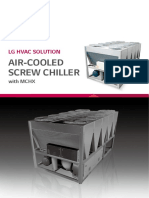 LG Air Cooled Chiller Catalogue