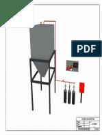 Gambar 3D Sketcup-Model