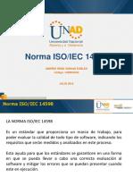 Norma Isoiec 14598