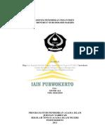 Mufid Ali_Sistem Pendidikan Pesantren Menurut Nurcholish Madjid