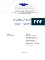 Tema 10 La Reforma Constitucional
