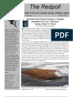 October 2007 Redpoll Newsletter Arctic Audubon Society