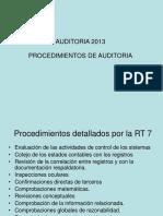 3936_AuditoríaProcedimientosDe Auditoría