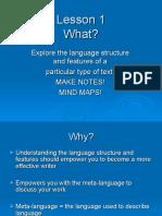 Narrative text types