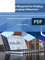 Your Brand's Blueprint for Finding and Leveraging Influencers