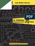 La Ciencia, Fundamentos y Metodo.luis BRITO GARCIA