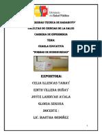 Charla Bioseguridad