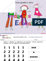 Cuadernillo 40 Actividades Eduación Preescolar 5 Años (1)