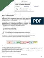 Reglas de La IUPAC 2