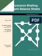 Central Banks Balance Sheet