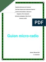Guion Micro Radio