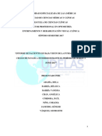 Informe de Pacientes Baja Visión 2017