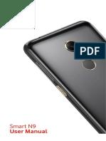 Vodafone Smart N9 user manual