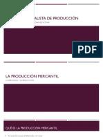 Producción Mercantil