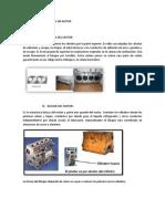 Partes Basicas de Un Motor
