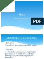 Física Mov. Curvilíneo-1