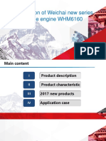 Introductie Weichai WHM6160 Engels