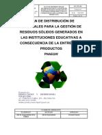 Plan de Residuos Sólidos-2018