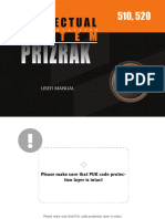 Tec 6076 2 User Manual Prizrak 510 520