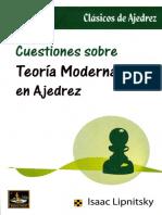 Cuestiones sobre la teoría moderna en ajedrez - I. por Lipnitsky.pdf