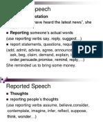 REPORT SPEECH