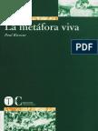 LA METAFORA VIVA - Paul Ricoeur - (2001).pdf