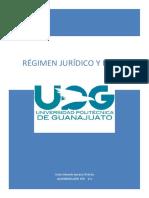 Regimen Juridico y Fiscal