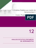 07 - Tecnicas Estaticas Por Medio de Herramientas