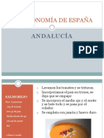 Andalucía y Canarias