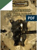 compendio de conjuros dyd 3.5