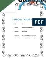 Ta 6 0703 07313 Derecho Comercial II...