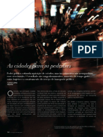 revista mobilidade urbana
